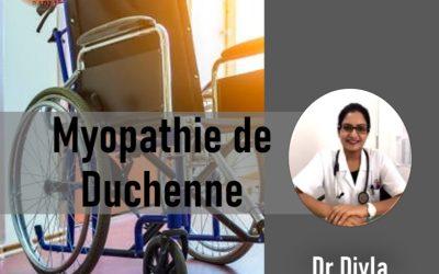 Mo La Sante Avan Tou – Myopathie de Duchenne