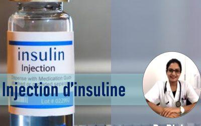Mo La Sante Avan Tou – Injection d'insuline