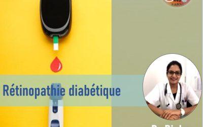 Mo La Sante Avan Tou – Rétinopathie diabétique