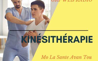 Mo La Sante Avan Tou – Kinésithérapie