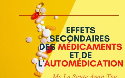 Mo Lasante Avan Tou – Effets secondaires des médicaments et de l'automédication
