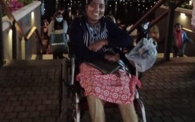 Mo Lopinyon konte – Kirti Devi Ramchurn, a trainer at Global Rainbow Foundation