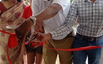 [Photos] Inauguration du bureau régional du GRF à Mahebourg