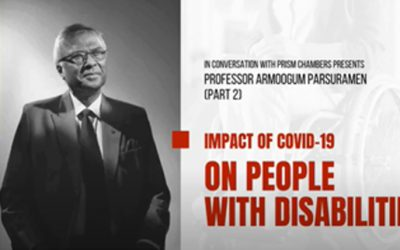 [VIDEO] Impact of Covid-19 on People with Disabilities