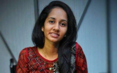 Bindya Bheenick, blossoming at her job at PwC