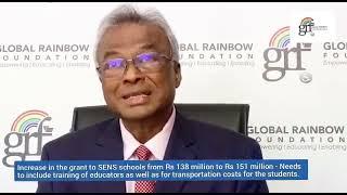 [Video] Le professeur Armoogum Parsuramen, nous livre ses impressions sur le budget 2021/2022