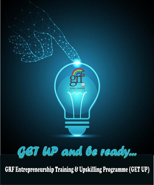 GRF Entrepreneurship Training & Upskilling Programme (GETUP)