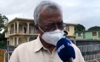 [Video] Le président-fondateur de la Global Rainbow Foundation, Armoogum Parsuramen, a tenu à rendre un dernier hommage à Sir Anerood Jugnauth