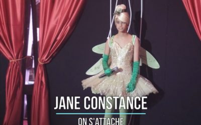 "[VIDEO] Jane Constance, artiste de l'Unesco a interprétée une chanson de l'artiste français Christophe Maé intitulée ""On s'attache"""