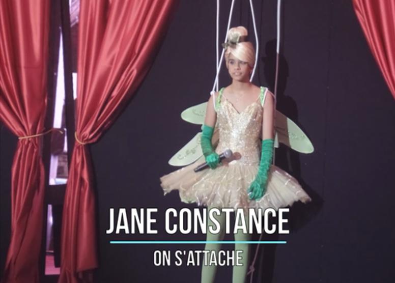 """[VIDEO] Jane Constance, artiste de l'Unesco a interprétée une chanson de l'artiste français Christophe Maé intitulée """"On s'attache"""""""