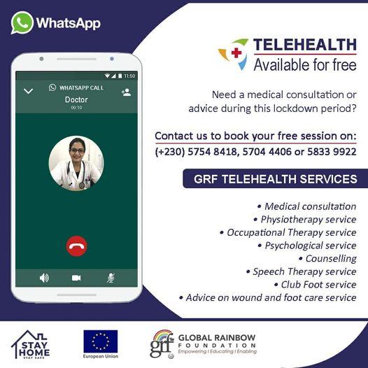 Free Telehealth Service